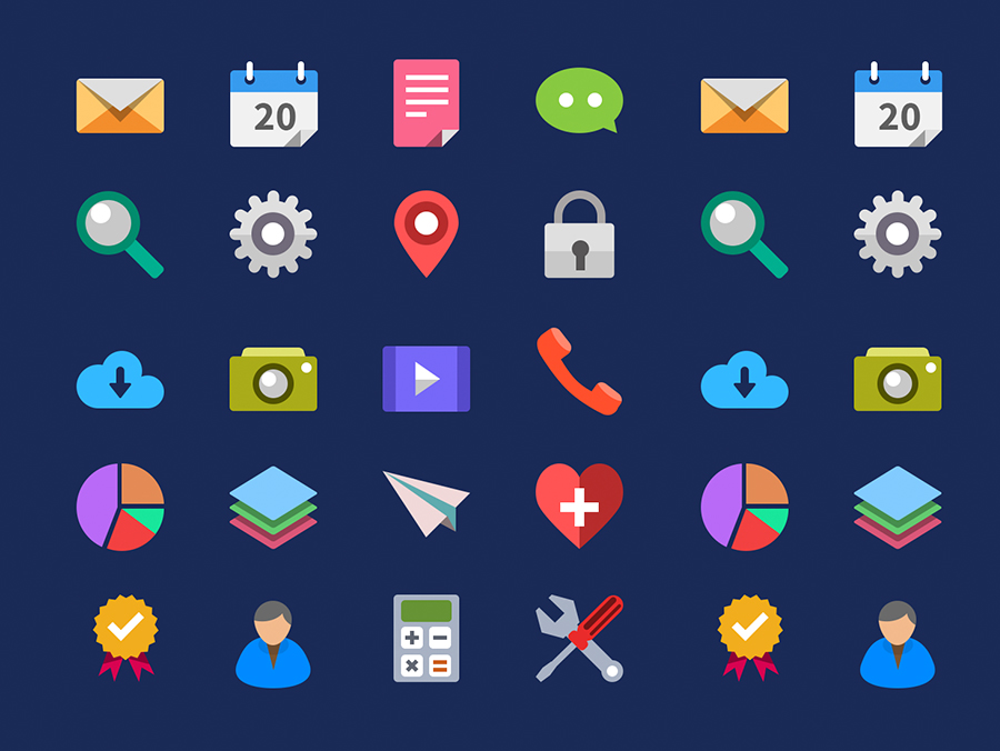 high quality free icons